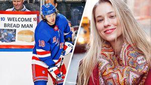 У Панарина в Нью-Йорке есть личная переводчица. Она — дочь первого русского в «Рейнджерс»