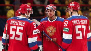 Сборная России всухую проиграла Чехии всерии буллитов. Как это было