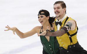 Бетина Попова назвала главных фаворитов в танцах на льду на чемпионате мира в Стокгольме