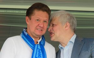 Фурсенко и Миллер попали в санкционный список США. Что это значит для «Зенита»
