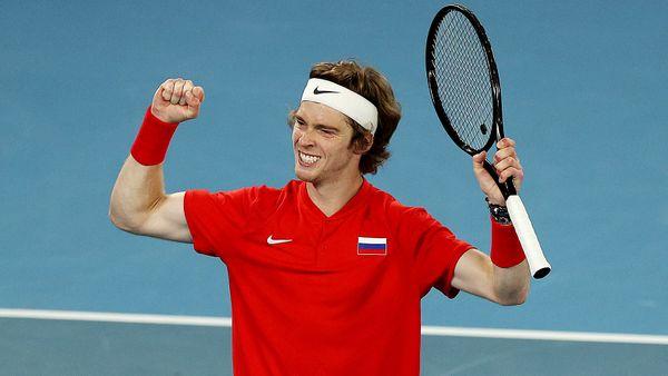 Рублев с трудом победил низкорейтингового бразильца и вышел в 3-й круг Australian open. Андрей отыграл 4 сетбола