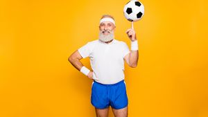 ВЕгипте зарегистрирован самый старый вмире профессиональный футболист