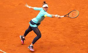 Кудерметова уступила Синяковой на «Ролан Гаррос», выигрывая в третьем сете 5:1
