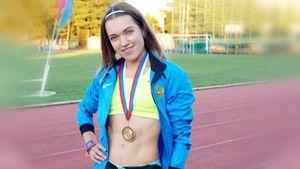 Русскую бегунью Савину отстранили на12лет. Она принимала допинг итайком выступала заУкраину