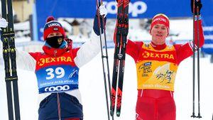 Большунов — бог лыж! Второй год подряд он чемпион «Тур де Ски». Спицов стал королем финальной горы