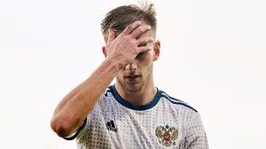 Тюкавин вызван вместо Кучаева в молодежную сборную России для участия в чемпионате Европы
