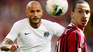 Ибрагимович вернулся в«Милан», Кудряшов снова хочет вТурцию. Трансферы ислухи дня