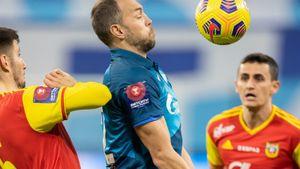 Тульский «Арсенал» выбил «Зенит» из БЕТСИТИ Кубка России