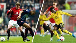 «МЮ» и «Арсенал» сгоняли что-то нелепое. Кин, Адамс и еще 7 героев, которые спасли бы это уныние