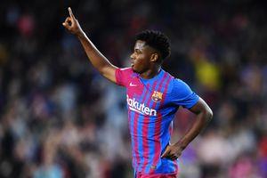 Фати продлил контракт с «Барселоной» до 2027 года с отступными в 1млрд евро