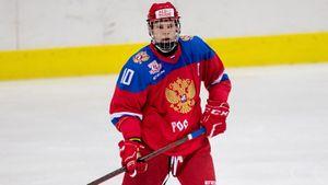 Новый Овечкин помог России разгромить Швейцарию! Мирошниченко вслед за Мичковым набрал 4 очка за матч