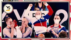 Гимнастика, что ты делаешь?! Впервые в истории россиянки победили Америку. Страна второй день плачет от счастья!