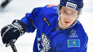 Канадец Волк положил чумовой гол одному из лучших вратарей КХЛ. «Барыс» уже второй на Востоке