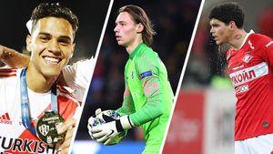 Айртон и Ко: 11 юных талантов для режима карьеры в FIFA 20