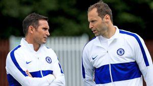 Лэмпард и Чех не просто гениальные игроки, они топовые менеджеры. Лично отбили Вернера у «Ливерпуля»