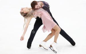 Синицина и Кацалапов победили в произвольном танце на командном чемпионате мира