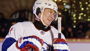 Морозов: «Надо сказать спасибо Путину, предложившему создать КХЛ»