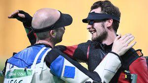Итальянец Камприани извинился перед русским стрелком Каменским за победу на ОИ-2016. Теперь он тренирует беженцев