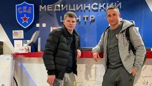 Аршавин станет хоккеистом в новом развлекательном шоу от Premier и «Матч ТВ»
